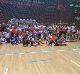 """Традиционният хандбален турнир """"За Купата на Панагюрище"""" се проведе в """"Арена Асарел"""""""