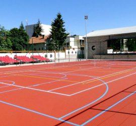 Започва турнирът по тенис на корт