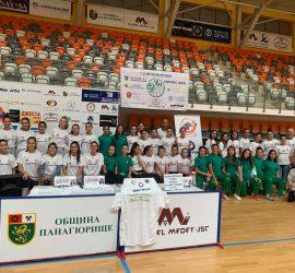 Проведе се Третият волейболен турнир в памет на инж. Тодор Стоицев