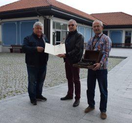 Старинна пишеща машина получи в дар Исторически музей – Панагюрище