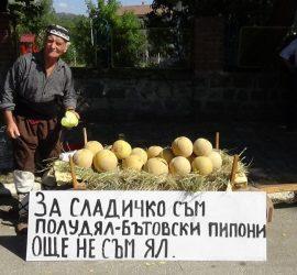 Село Бъта връща славата си на производител на пъпеши
