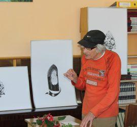 """Петото издание на """"Изкуство с панагюрски дъх"""" ще започне с изложба на акад.арх. Богоя Сапунджиев"""