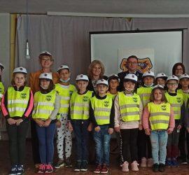 """Програмата """"Детско полицейско управление"""" стартира за трети път в ОУ """"Проф. Марин Дринов"""""""