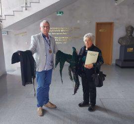 Етнографският фонд на Исторически музей-Панагюрище се обогати с ново дарение