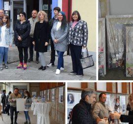 И тази година Общински пленер събира талантливи местни творци от различни поколения на едно място