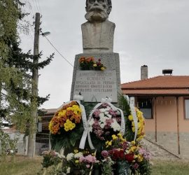 190 години от рождението на Димитър Кокльов отбелязаха днес в с. Оборище