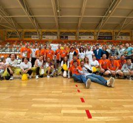 """Волейболният турнир """"Той е"""" се превърна в незабравим празник за всички участващи"""