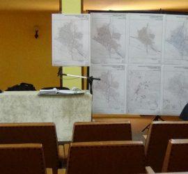 Проведе се обществено обсъждане на предварителен проект на Генералния план за организация на движението на община Панагюрище /видео/