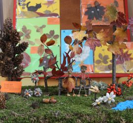 """Определиха победителите в конкурса """"Вълшебница есен"""", организиран от Център за подкрепа за личностно развитие – Панагюрище"""