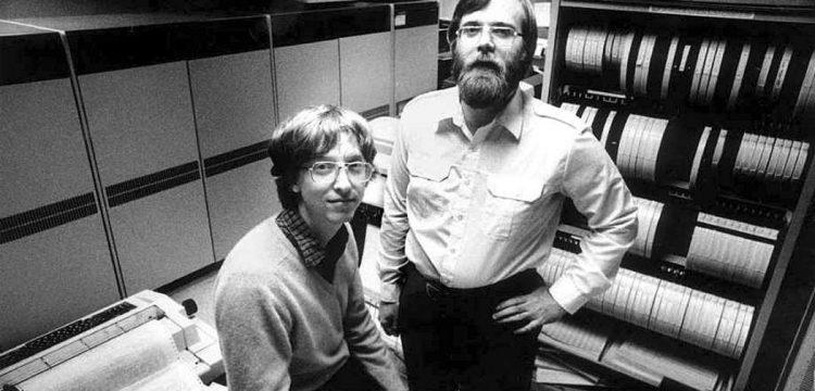 Преди 45 г. Бил Гейтс и Пол Алън създават фирмата Майкрософт
