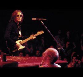 На 28 ноември 1974 г. е последният концерт на Джон Ленън
