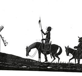"""На 20 декември 1605 година е отпечатан първият екземпляр на книгата """"Дон Кихот"""" от Мигел де Сервантес"""