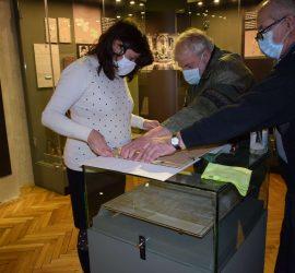 Музейните специалисти реставрираха културно-исторически ценности, някои от които част от експозицията на панагюрския музей