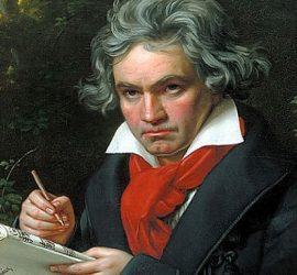 Лудвиг ван Бетховен е роден на 16 декември 1770 г. в Бон