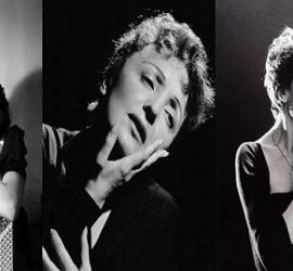 Едит Пиаф е родена на 19 декември 1915 г. в Париж