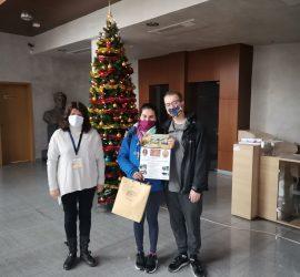 Исторически музей-Панагюрище посрещна с подаръци първите си посетители за новата 2021 година