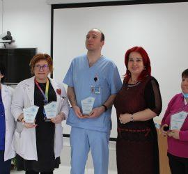 "Д-р Алексей  Лещански  е Лекар на годината  на ""Уни Хоспитал"""