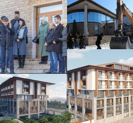 """Влагат 7 млн. лв. в нова хотелска част на """"Каменград"""""""
