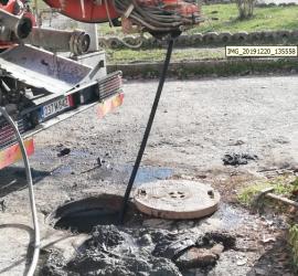 Водоснабдителното дружество в Панагюрище: специализираната каналопочистваща машина не може да извършва почистване на канализационните отклонения при минусови температури