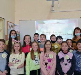 """Бончевци показаха знания в състезанието по спелуване на английски език """"Spelling bee"""""""
