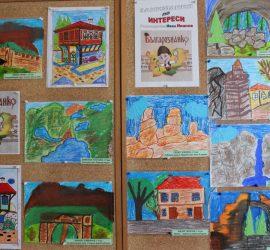 """Около 200 малки творци участваха в конкурса """"България- късче от рая"""", организиран от ЦПЛР-Панагюрище. Вижте кои са отличените"""