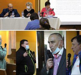 Обсъдиха публично новия бюджет на Община Панагюрище