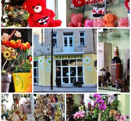 """Цветя и сувенири за вашия празник! Цветарница """"Маргарита"""" ви очаква!"""