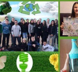 8-класници от минни специалности в ПГИТМТ отбелязаха Световния ден на рециклирането