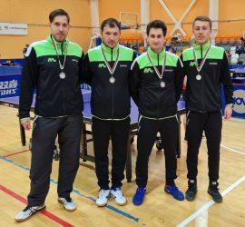 """Тенисистите на СКТМ """"Асарел-Медет"""" вицешампиони в """"А"""" група"""