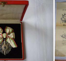 Фондът на Исторически музей-Панагюрище се обогати с още едно дарение