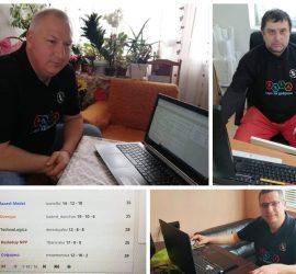"""Отборът на """"Асарел-Медет"""" спечели първите виртуални """"Игри за добрини"""" по шахмат"""