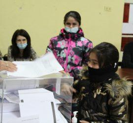 Изборният ден в община Панагюрище приключи с 45,88% избирателна активност