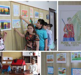 """С изложба """"Априлци-творци"""" стартира  честването на патронния си празник ОУ""""Двайсти април"""""""