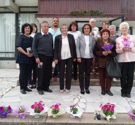 Среща на поколенията учители от с. Баня на 24 май