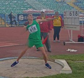 Иван Иванов със седмо място на Балканиадата в Сърбия