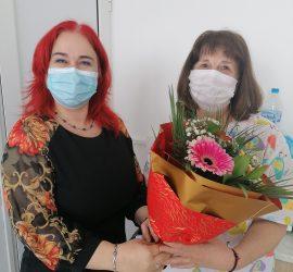 Медицинската сестра Цветанка Парпулова: Винаги съм искала да бъда детска сестра