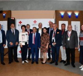 Преизбраха за председател на БЧК академик Христо Григоров, д-р Фани Петрова е член на  Националния съвет