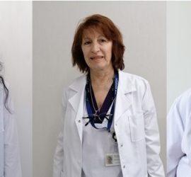 """Три от старшите медицински сестри на МБАЛ """"Уни Хоспитал"""" споделят защо са избрали професията на медицинската сестра"""
