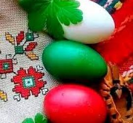 Благословени Великденски празници от Сдружение на предприемачите-Панагюрище!