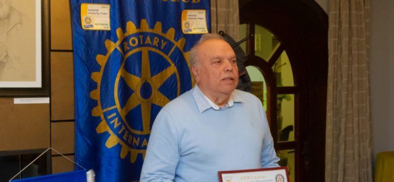 """Гласуват предложението за удостояване наинж.Лука Гарчев със званието """"Почетен гражданин на община Панагюрище"""""""