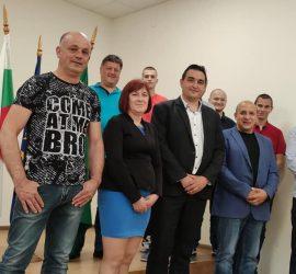 Община Панагюрище и нейното доброволно формирование вече са част от Националната асоциация на доброволците в Република България