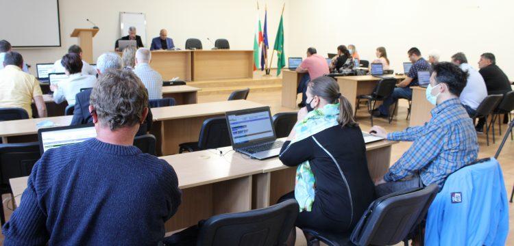 Заседание на Общински съвет-Панагюрище – 09.06.2021г. /видео/