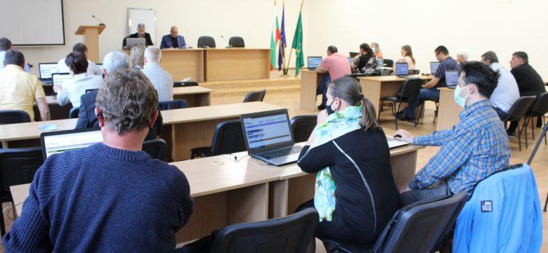 """Местният парламент одобри отпускане на безлихвен заем  на """"ВиК-П"""" ЕООД"""