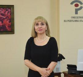 Омбудсманът Диана Ковачева се обяви против закриването на съдилища в страната