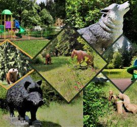 """""""Горски обитатели"""" и нова детска площадка около езерото в Панагюрски колонии"""