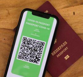 Цифровият сертификат на ЕС за COVID-19 влиза в сила от 1 юли