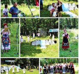 """В с. Баня отбелязаха традиционния """"Празник на минералната вода, здравето и дълголетието 2021"""""""