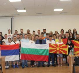 """Кметският екип посрещна международна група с българско участие, работеща по проекта """"Твоето бъдеще е в твоите ръце"""""""