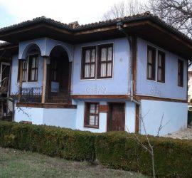 """С подкрепата на Фондация """"Лъчезар Цоцорков"""" ще бъде реновирана експозицията  в """"Хаджи-Димитрова- синя къща"""" в гр. Панагюрище"""