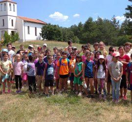 Творчески занимания, нови знания и забавления за децата, посещаващи ЦПЛР- Панагюрище през летни дни